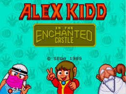 Alex Kidd In The Enchanted Castle (Europe) (Rev A)